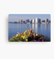 Halifax Nova Scotia Canvas Print