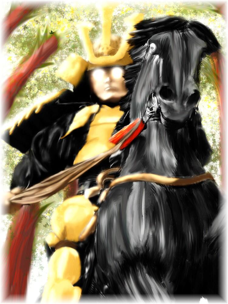 The Chosen Samurai by whatzitoya