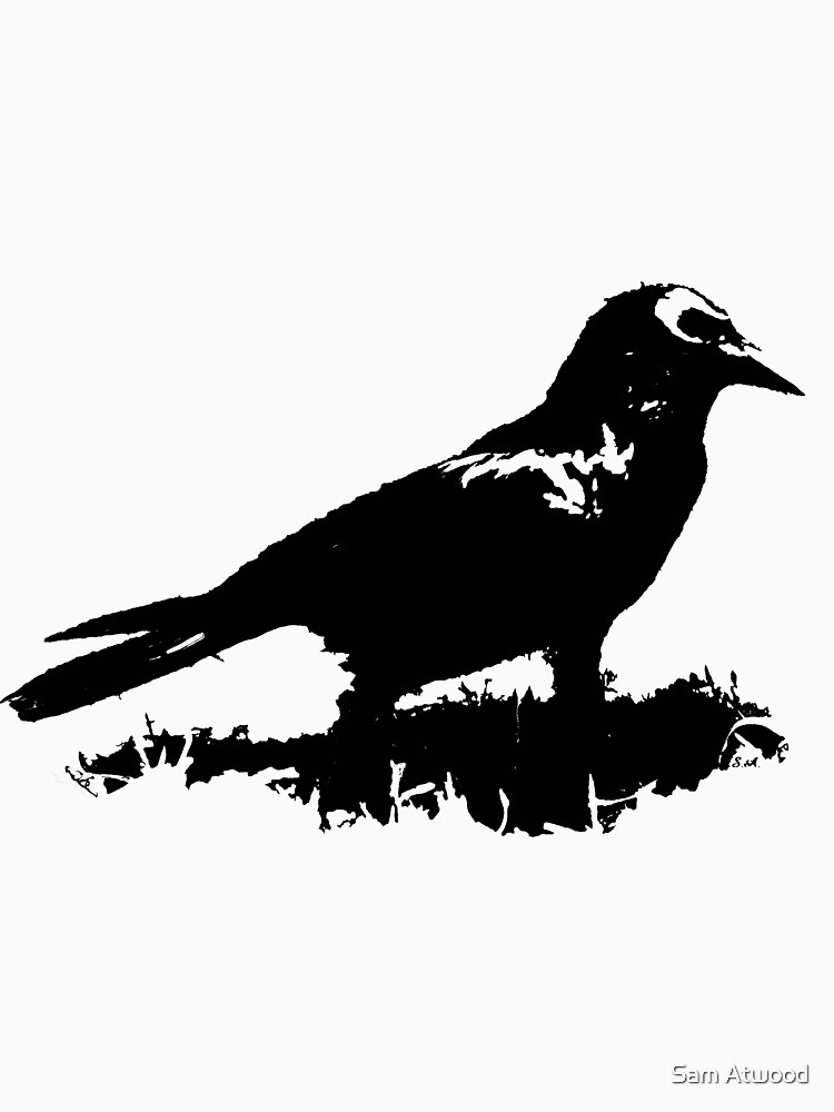 The Crow by Sammo88