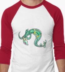 Serperior Men's Baseball ¾ T-Shirt