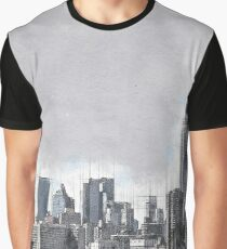 NYC Skyline II Graphic T-Shirt