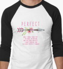 Perfect Men's Baseball ¾ T-Shirt