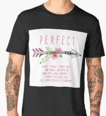 Perfect Men's Premium T-Shirt