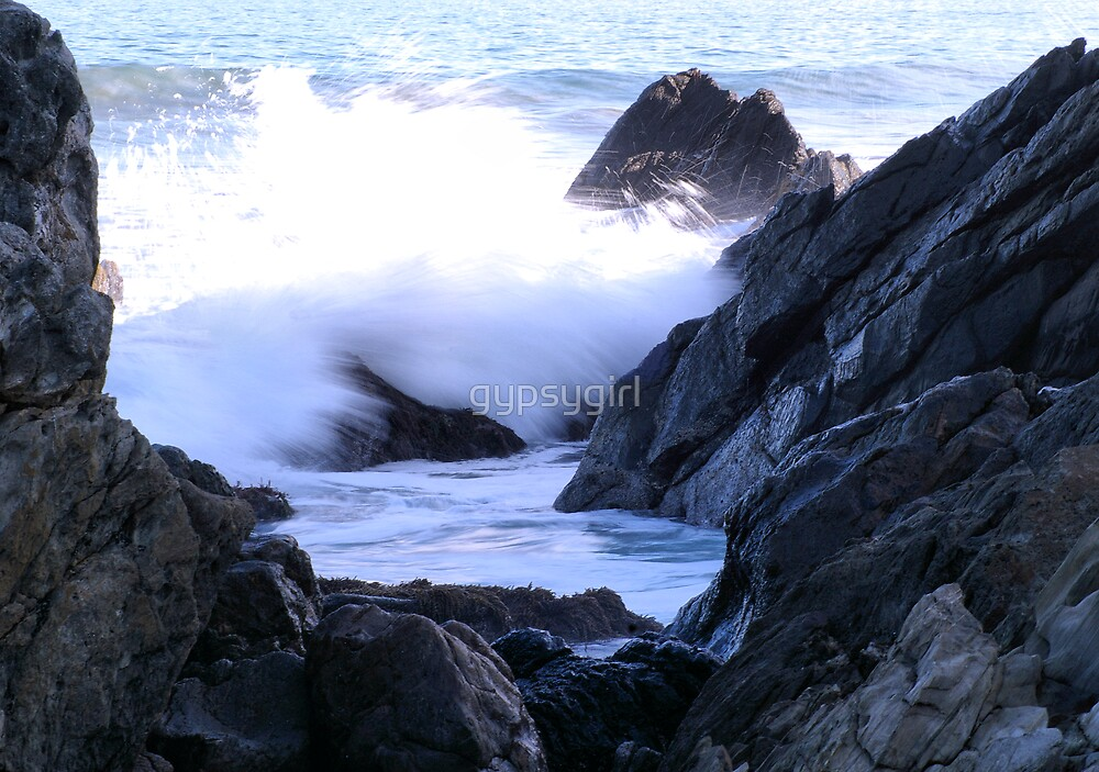 Sea-spray by gypsygirl