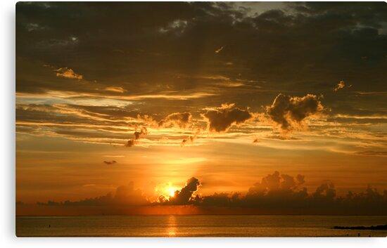 Lido Key Sunset by MMerritt