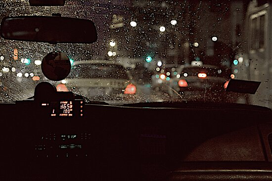 BACK-SEAT DRIVER by martin venit