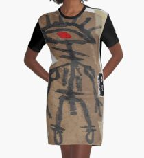 quietly i think 2 Graphic T-Shirt Dress
