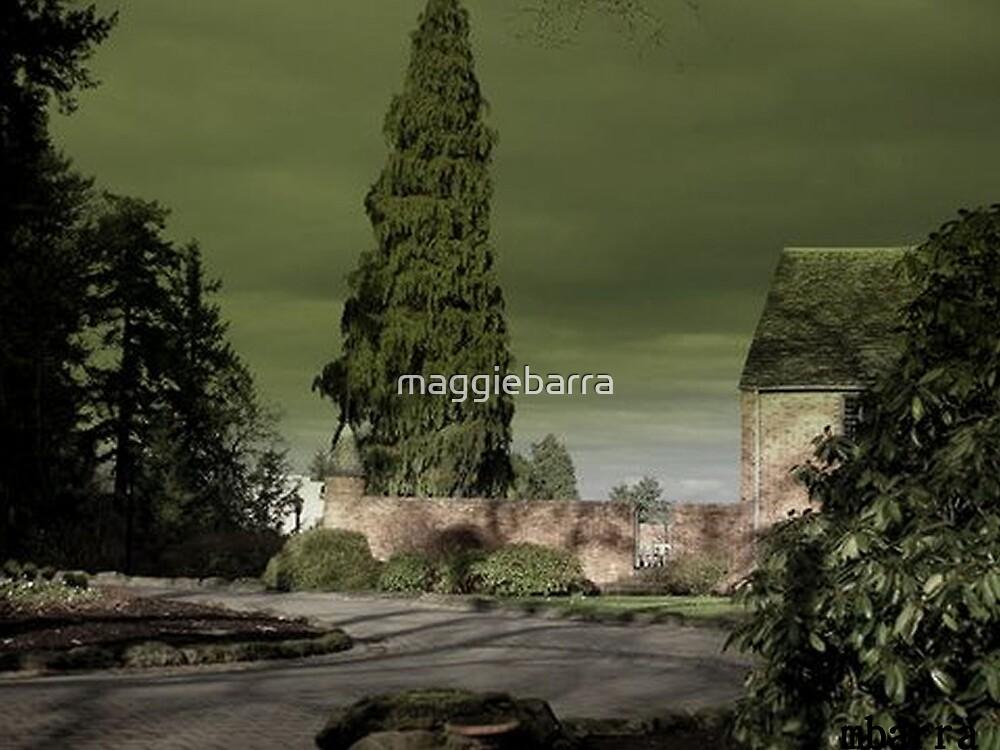 In Dreams by maggiebarra