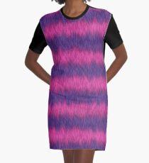 Cheshire Cat 01 Graphic T-Shirt Dress