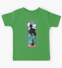 Witch's Tower Kids Tee