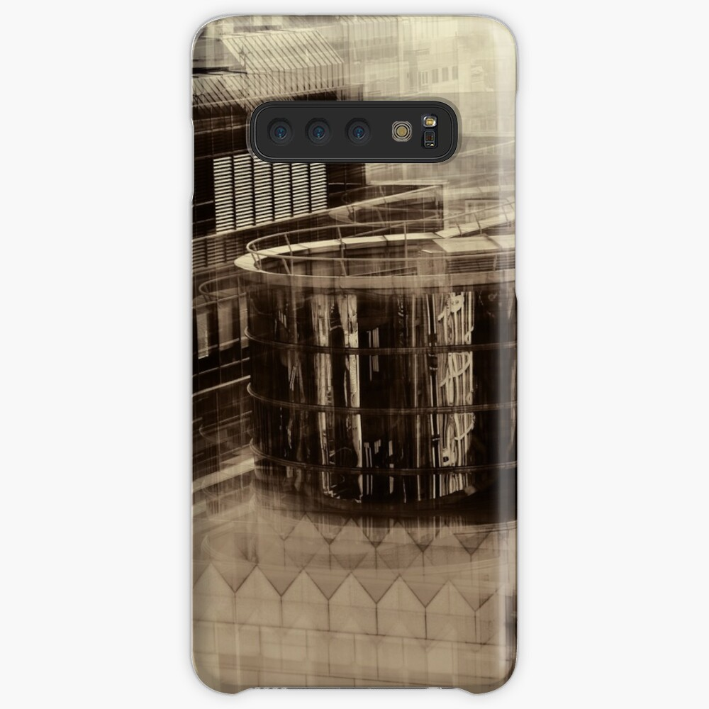 Tower Hill Case & Skin for Samsung Galaxy