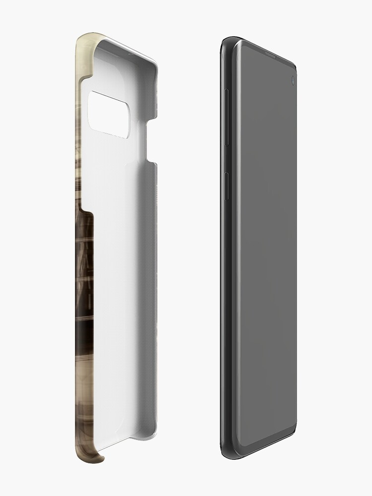 Alternate view of Tower Hill Case & Skin for Samsung Galaxy