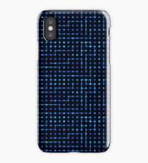 Sci-Fi Tech Circuit iPhone Case