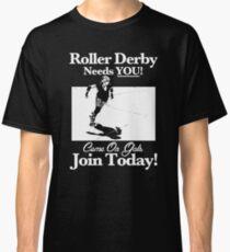 Roller Derby Recruiter Classic T-Shirt