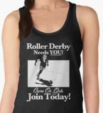 Roller Derby Recruiter T-Shirt