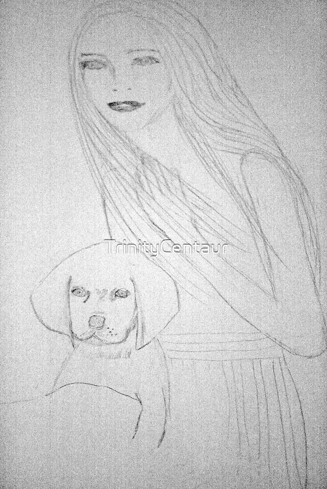Puppy Love by TrinityCentaur