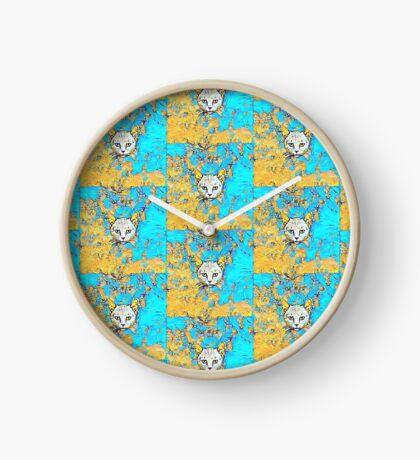Catus Clock