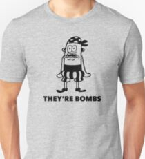 They're Bombs Unisex T-Shirt
