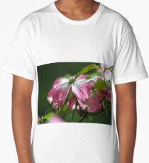 Dogwood Blossoms Long T-Shirt