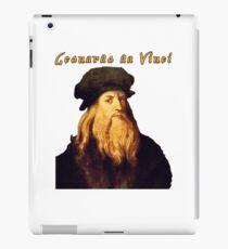 Leonardo da Vinci iPad Case/Skin
