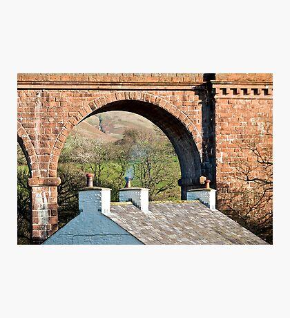 Chimney View Photographic Print