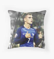 Antoine Griezmann Throw Pillow