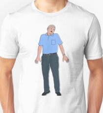 Frankly Sir (colored) Unisex T-Shirt