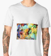 Artists Palette  Men's Premium T-Shirt