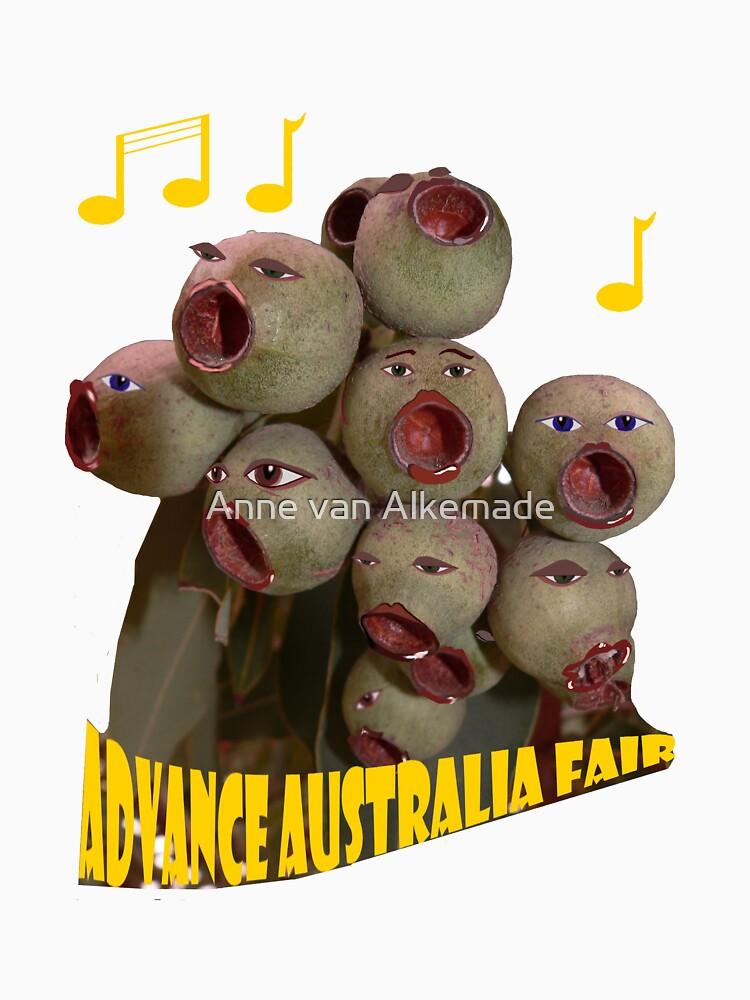 the Singing Nutsos by Munnaminx