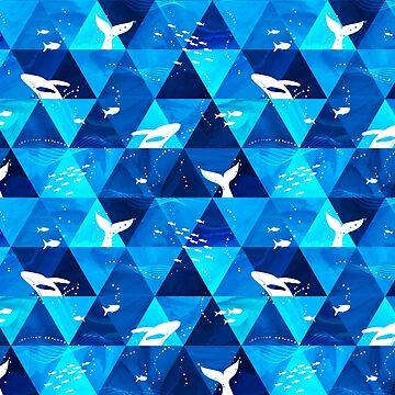 Whales Singing de miavaldez