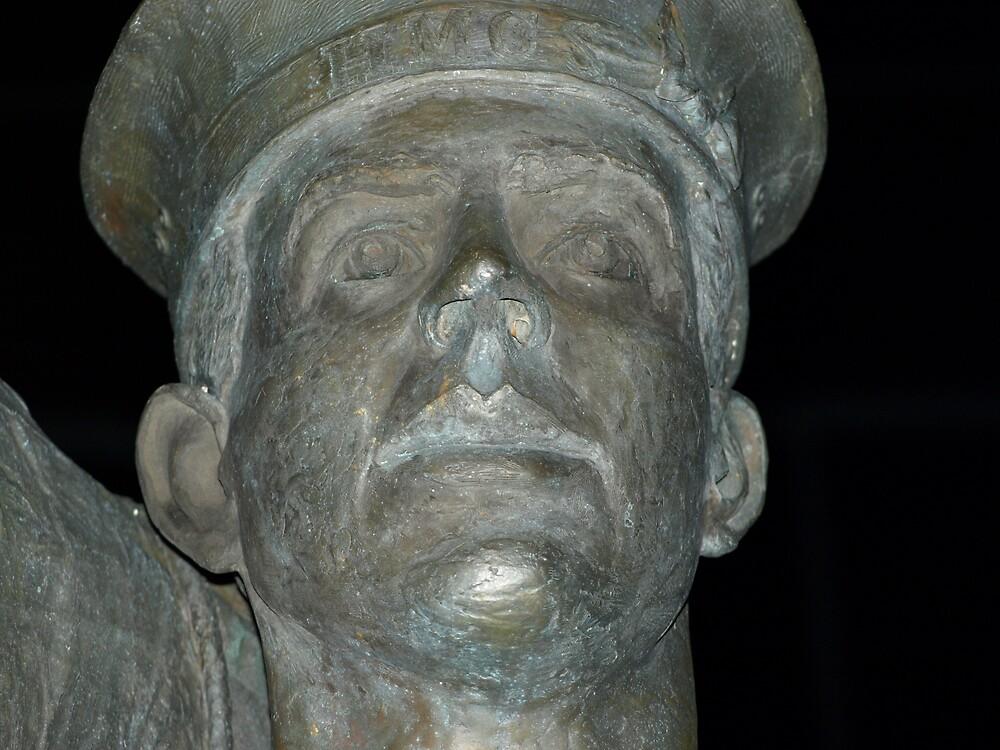 stone face by Jason LeRue