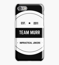 Team Murr iPhone Case/Skin