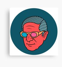 Onassis has Swag Canvas Print