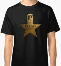 TARDIS - It's Bigger on the Inside Classic T-Shirt