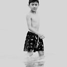 Young Boy by Scott Hutchins