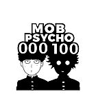 Mob Psycho 100 by PizzaStevie
