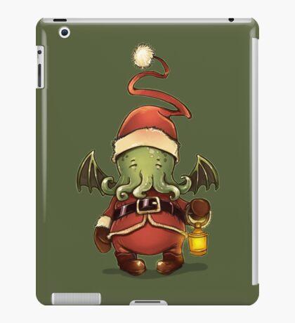 Happy Cthulhu iPad Case/Skin