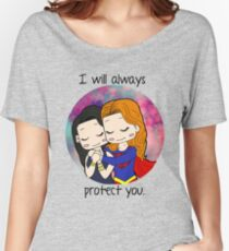 Protection Women's Relaxed Fit T-Shirt
