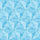 «Geodesic Palm_Blue Sky» de miavaldez