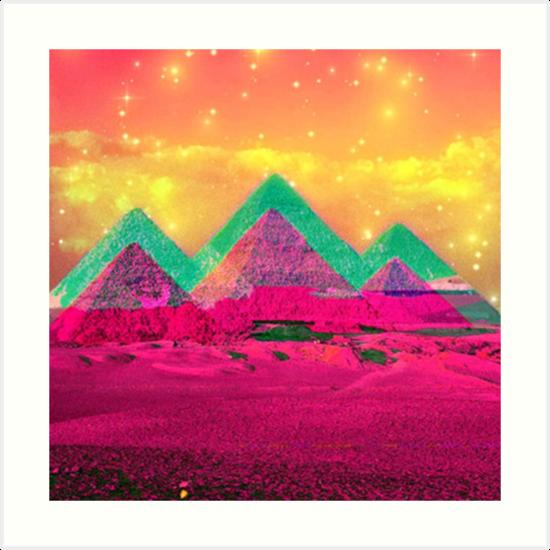 Lucifer S Power Pyramid By Nixseraph On Deviantart: Stunning Places Destination