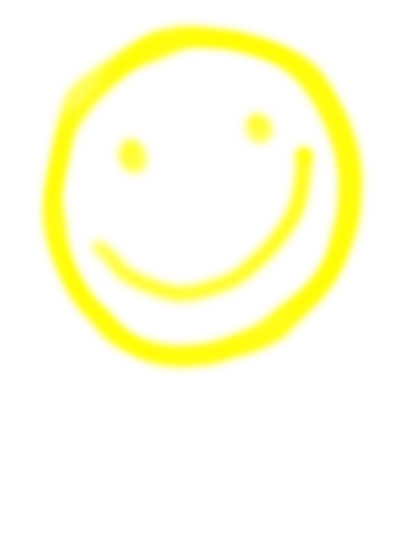 Smiley Face Spray Paint Png