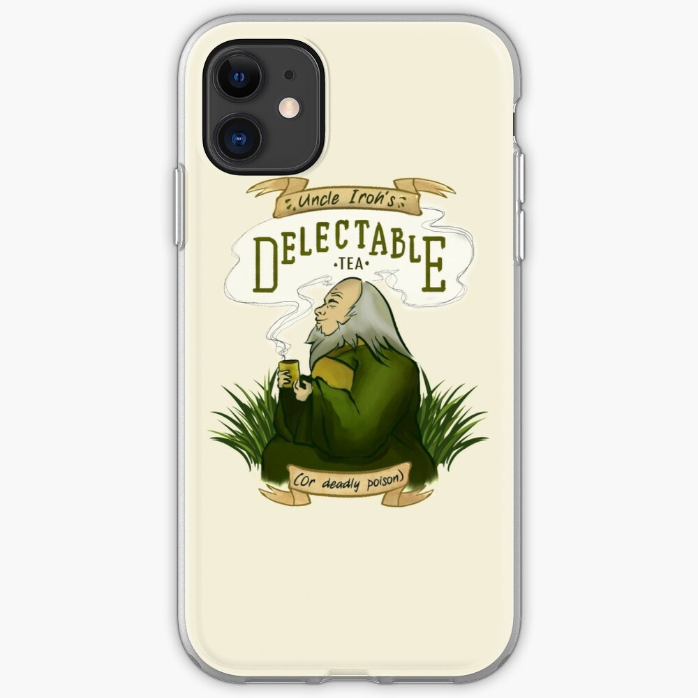 Iroh's Delectable Tea iPhone Case & Cover