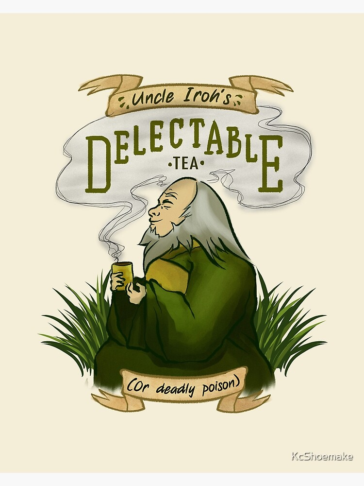Iroh's Delectable Tea by KcShoemake