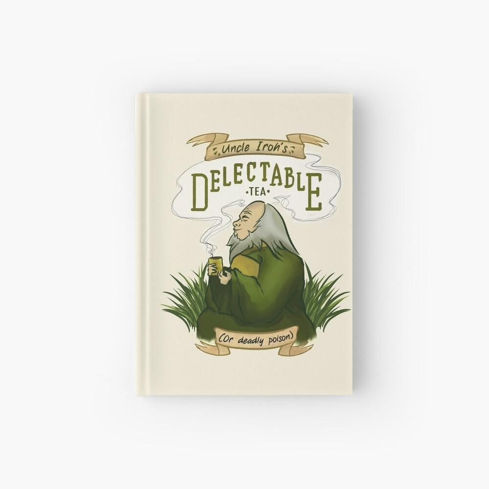 Iroh's Delectable Tea Hardcover Journal