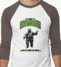 Seeds of Doom Plant Monster Men's Baseball ¾ T-Shirt