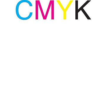 CMYK by johnperlock