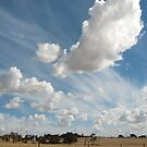 Clouds by Graham Schofield