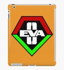 Evangelion Unit 0 Logo iPad Case/Skin