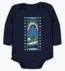 Valley Princess Tower One Piece - Long Sleeve