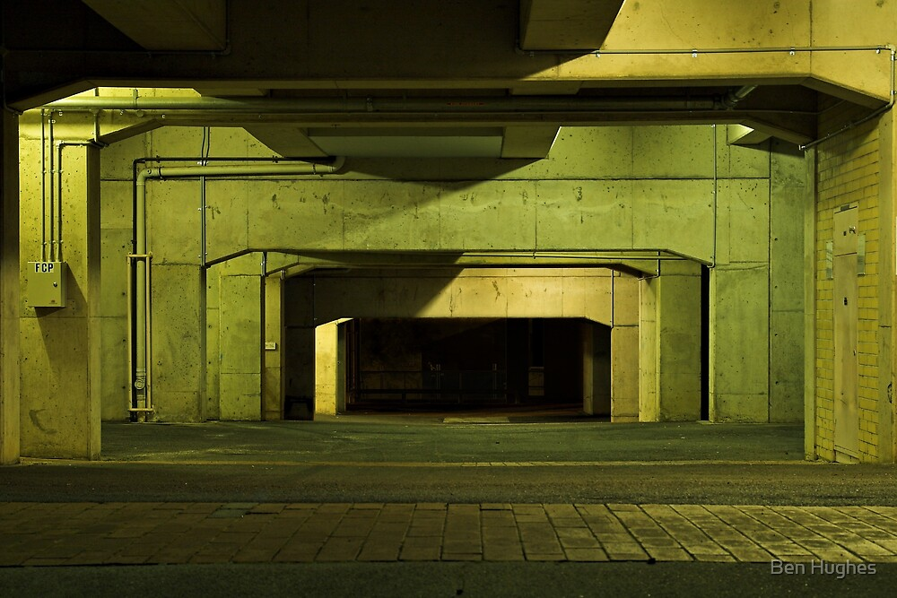 Parking by Ben Hughes
